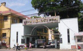 Bệnh viện Hữu Nghị Hà Nội