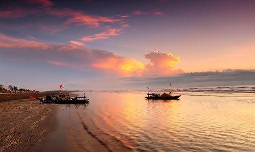 Biển Diễn Thành, Nghệ An