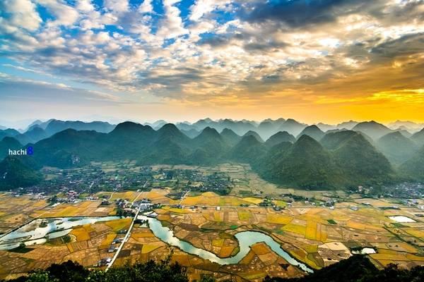 Cách thủ đô Hà Nội 160 km về phía Bắc, Bắc Sơn là một trong số những địa điểm hấp dẫn nhiều nhiếp ảnh gia nghiệp dư và chuyên nghiệp đến săn khoảnh khắc đẹp.