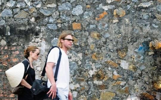 Du lịch Côn Đảo - Đôi vợ chồng siêu sao Angelina Jolie và Brad Pitt cũng từng có chuyến thăm nhà tù Côn Đảo