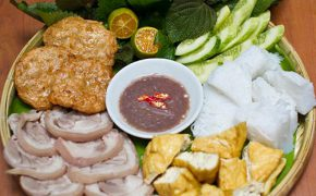 3 quán bún đậu mắm tôm ngon nổi tiếng Hà Nội