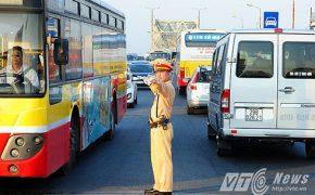 Lịch cấm đường, cấm xe trong dịp Quốc Khánh 2/9/2015