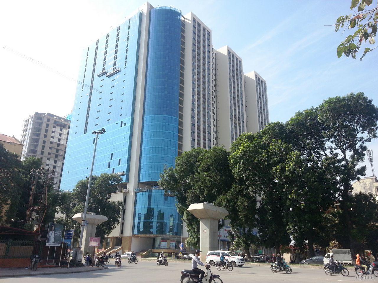 Tòa nhà Hồ Gươm Plaza