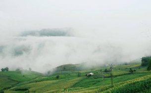 Chinh phục Pha Luông những ngày 'mưa xa khơi'