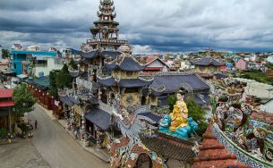 Nhật Ký du lịch – Cuộc hành trình 4 ngày trên cao nguyên Đà Lạt