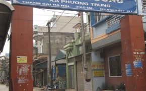 Làng nón Chuông Thanh Oai