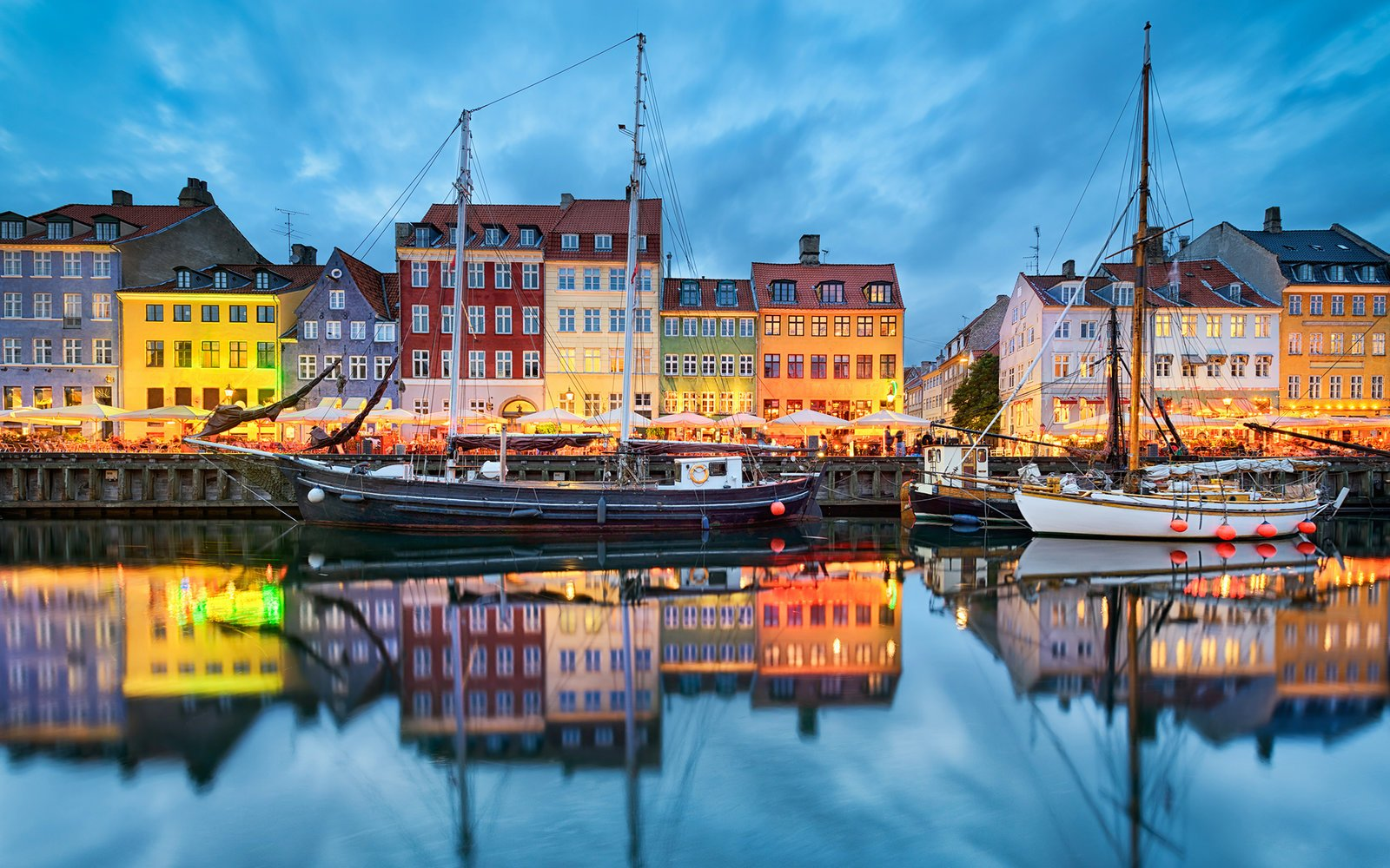 Copenhagen tuyệt đẹp