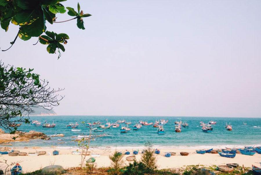 Cù lao Mái Nhà - Phú Yên