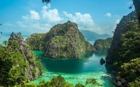 Hòn đảo đẹp nhất thế giới ở Philipines