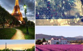 Lãng mạn tuần trăng mật ở Châu Âu