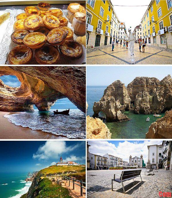 Tận hưởng tuần trăng mật tuyệt vời nhất khi du lịch Bồ Đào Nha
