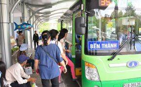 18k đi du ngoạn khắp Sài Gòn