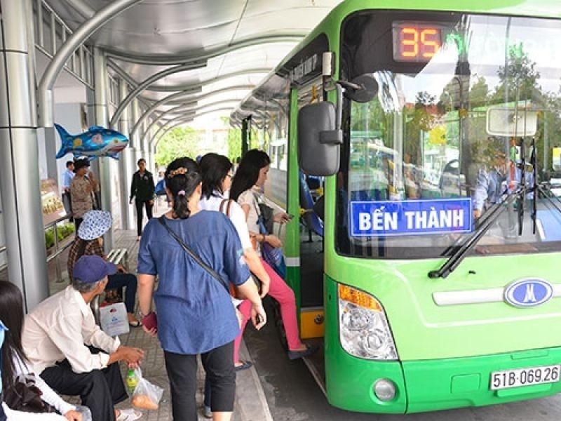Du lịch bằng xe buýt Sài Gòn vừa tiện, vừa rẻ, lại chẳng lo nắng mưa