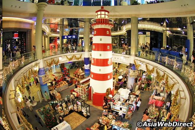Terminal 21. Ảnh: Bangkok.com