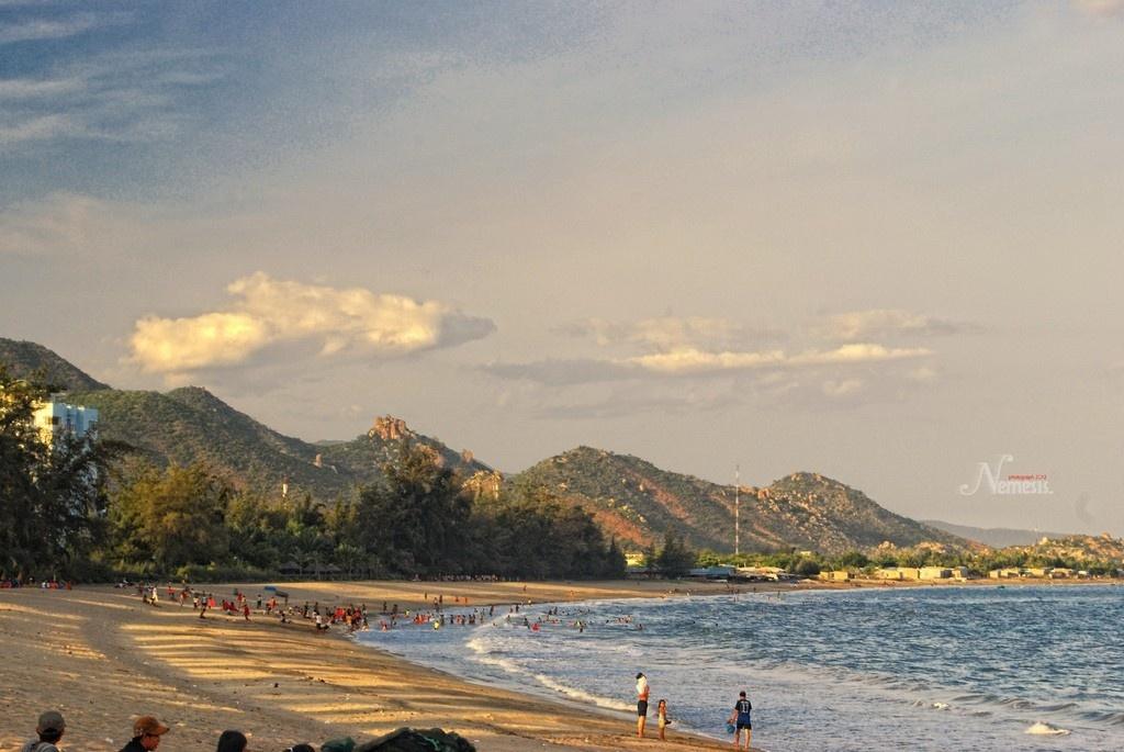 Thu hút khách du lịch Ninh Thuận