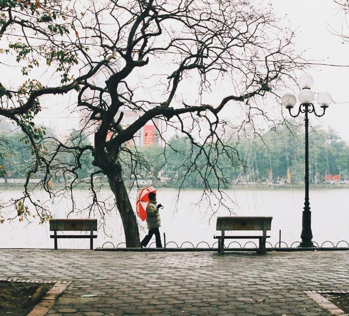 Ai đã từng đi qua những mùa đông Hà Nội mà không hoài nhung nhớ