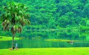 """Hồ Noong – chốn """"bồng lai tiên cảnh"""" xứ Hà Giang"""