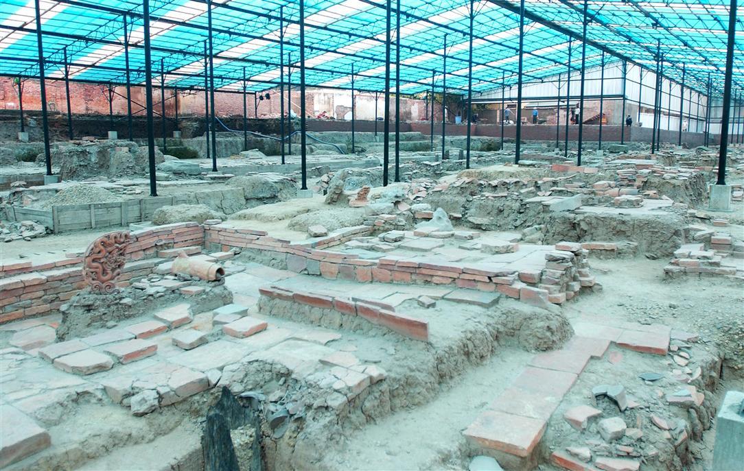 Khảo cổ ở Hoàng thành Thăng Long