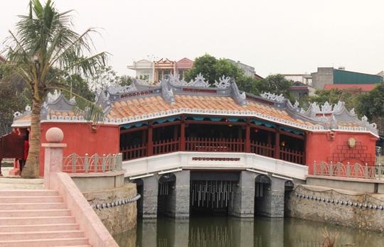 Thanh Hóa cũng có một chùa Cầu