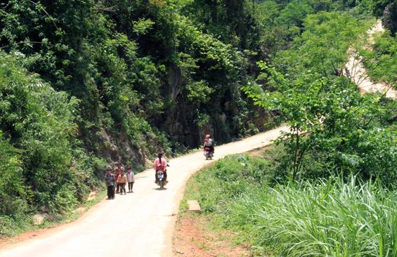 Những con đường không quá nguy hiểm