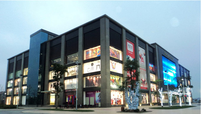 Trung tâm thương mại Vincom Long Biên