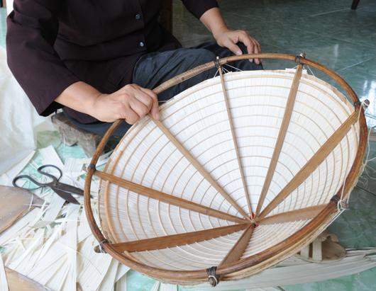 Sản phẩm nón Làng Chuông