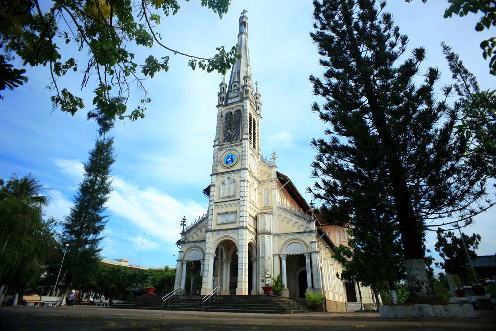 Nhà thờ Cái Bè – Tiền Giang