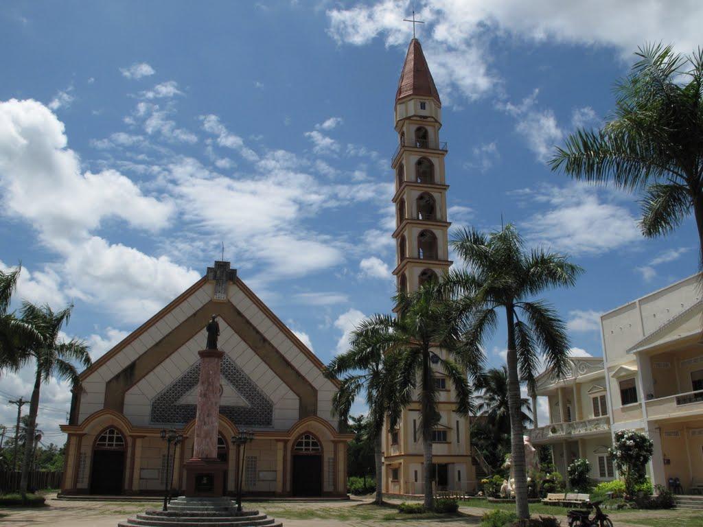 Nhà thờ Cái Mơn – Bến Tre