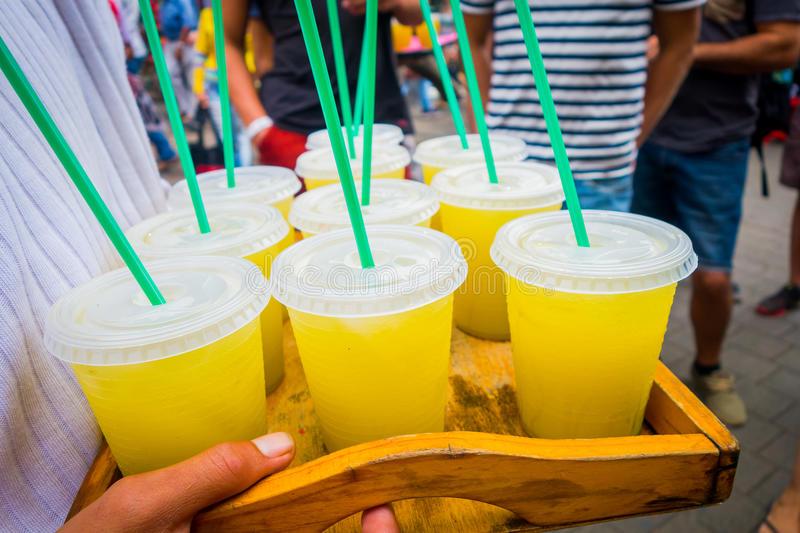 Nước trái cây tươi ngon tại Paisas