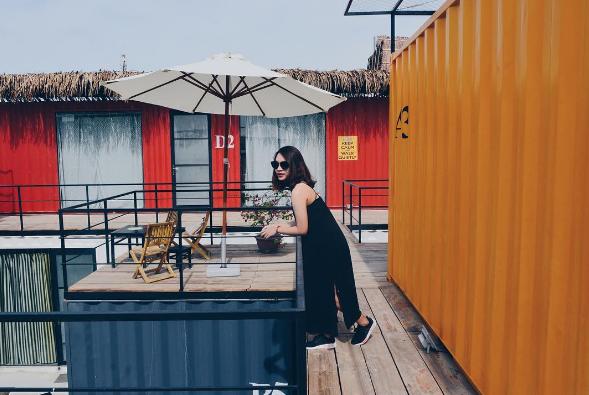 Packo Hostel tọa lạc tại địa chỉ 44 Lâm Hoành, phường Phước Mỹ, Sơn Trà, nằm cách bãi biển Mỹ Khê – Phạm Văn Đồng chỉ 1 phút đi bộ.