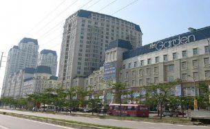 Trung tâm thương mại The Garden Hà Nội
