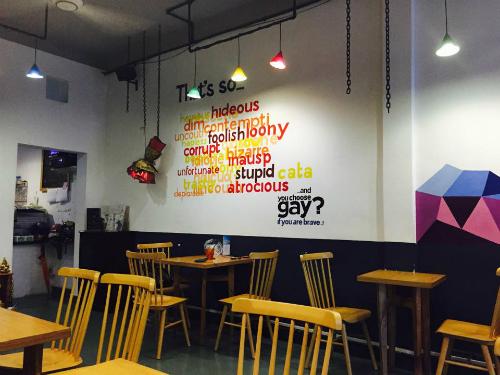 Quán cà phê dành riêng cho người đồng tính ở Sài Gòn