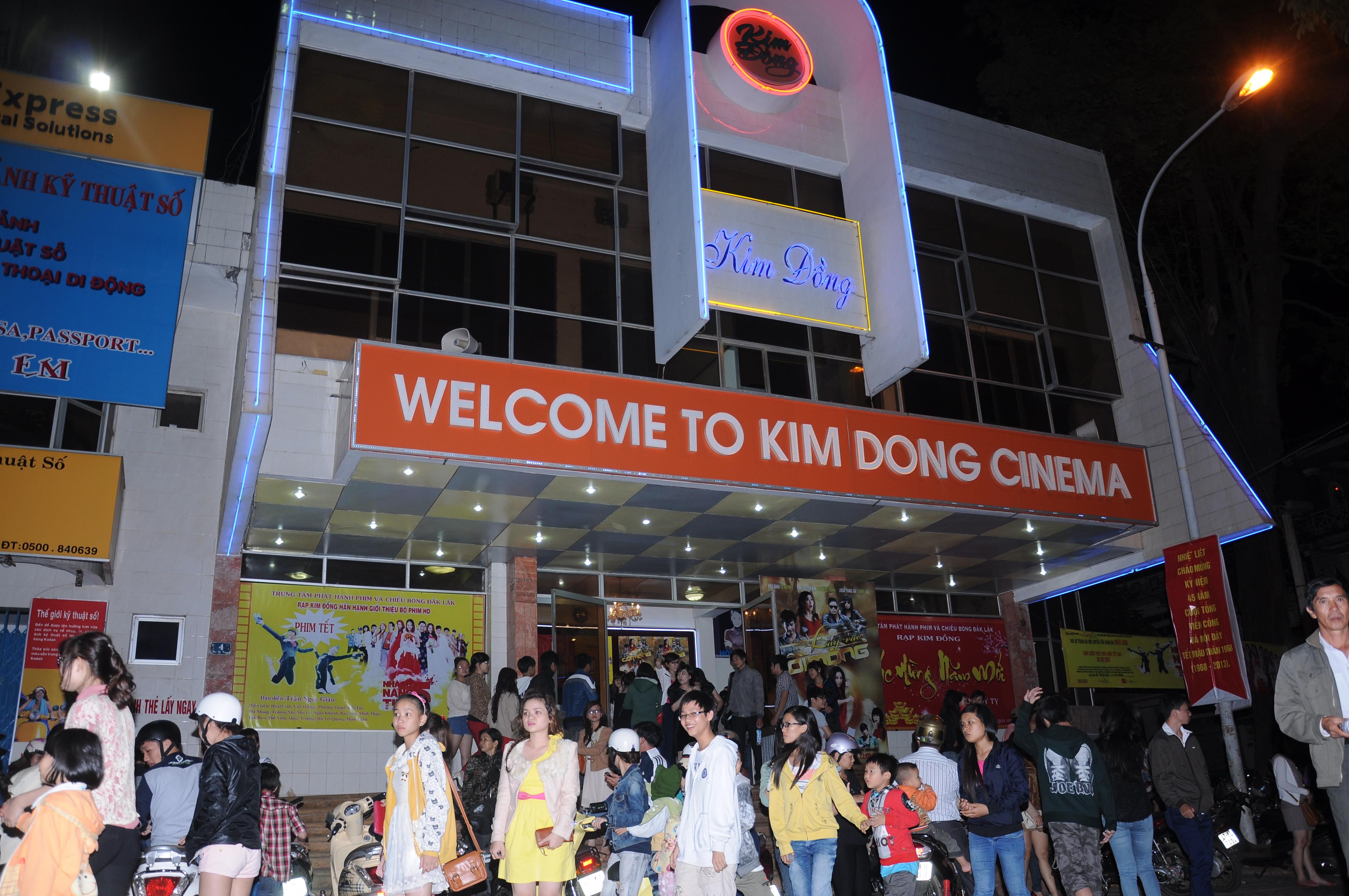 Rạp chiếu phim Kim Đồng