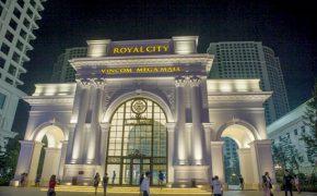 Khu đô thị phức hợp Royal City Hà Nội