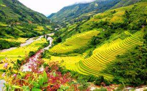 4  điểm du lịch cách Hà Nội chỉ 1 đêm tàu