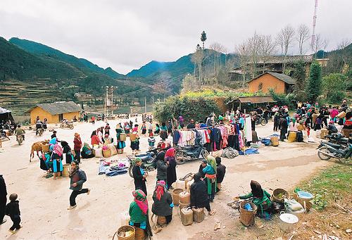 Chợ phiên Sìn Hồ