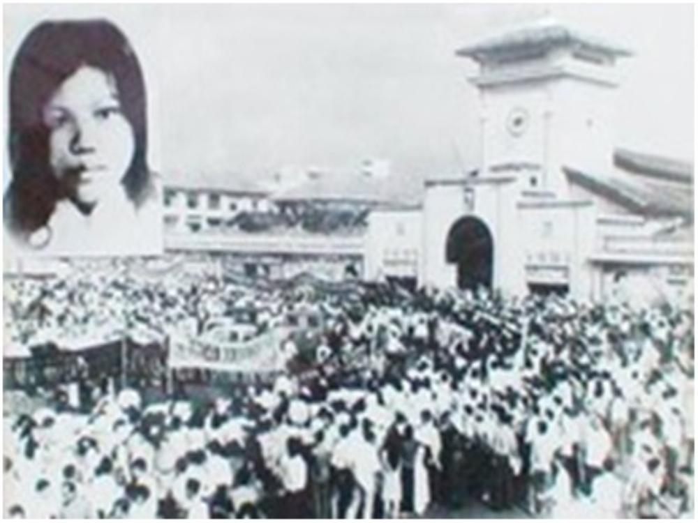 Quách Thị Trang và phong trào biểu tình ngày 26/8/1963