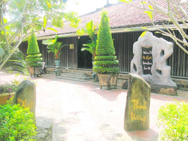 Nhà cổ Tiền Giang