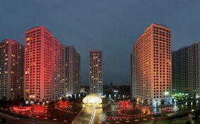 Khu đô thị phức hợp Time City Hà Nội