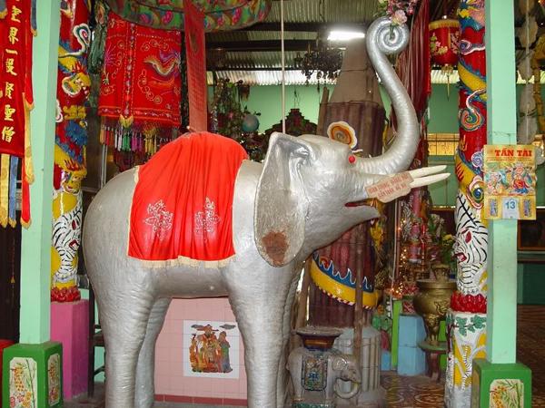 Con voi bằng đất sét